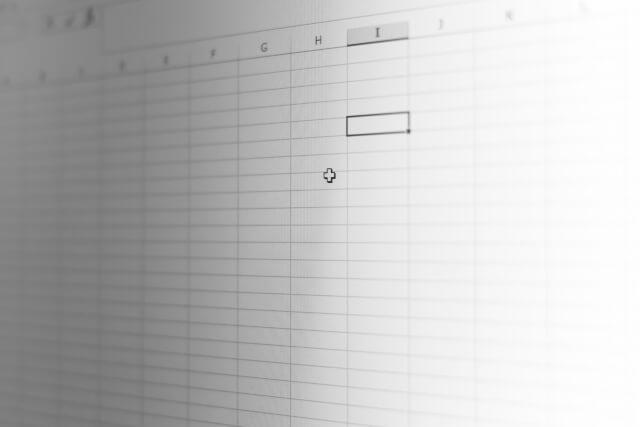 週末起業ビジネスが捗るパソコンスキル①エクセル