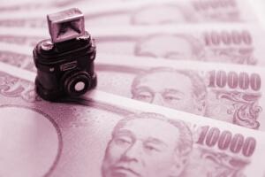 ストックフォトの週末起業で得られる収入はどのくらい?