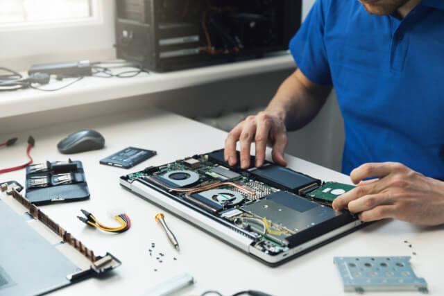 パソコン修理の週末起業