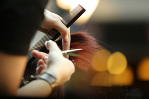 美容師の週末起業